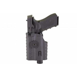 Nuprol NP EU SERIES LIGHT BEARING HOLSTER - BLACK