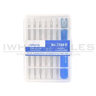CCCP CCCP 12 in 1 Precision Screwdriver Tool Set