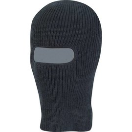 Kombat Open Face Balaclava - Black