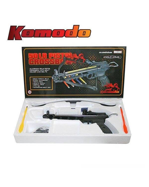 Crossbow Pistol - Komodo