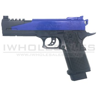 CCCP CCCP Custom 5.1 Dragon Spring Pistol (Blue - 509)