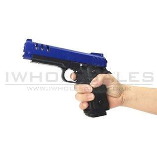 CCCP CCCP Custom 5.1 Hi-Capa Spring Pistol (Blue - 507)