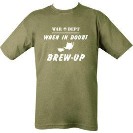 Kombat Brew Up T-Shirt