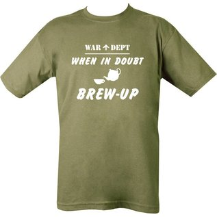 Kombat Brew Up T-Shirt