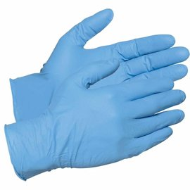 100 Disposable Nitrile Gloves Large