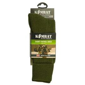 Kombat Cadet Socks - Olive Green