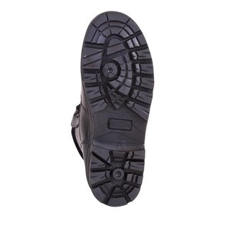 Kombat Patrol Boot - All Leather - Black