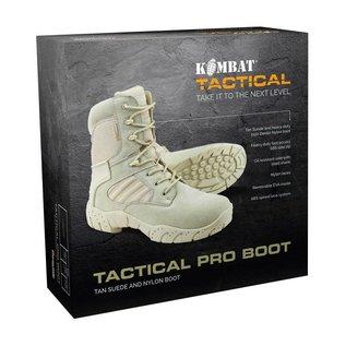 Kombat Tactical Pro Boot - 50/50 - Desert
