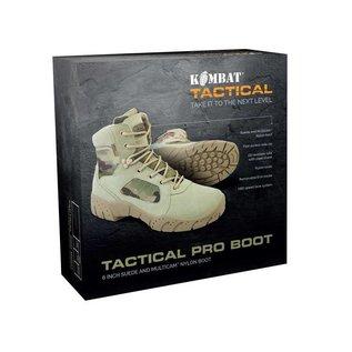 Kombat 6 Inch Tactical Pro Boot - Multicam
