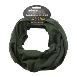 Kombat Tactical Snood - Olive Green
