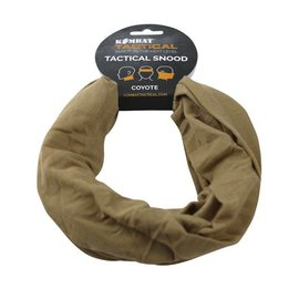 Kombat Tactical Snood - Coyote