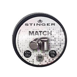 Stinger Stinger Match BB 5.5 (4.5mm - .177 - 500 Rounds)