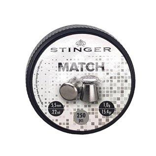 Stinger Stinger Match BB 5.5 (5.5mm - .22 - 250 Rounds)