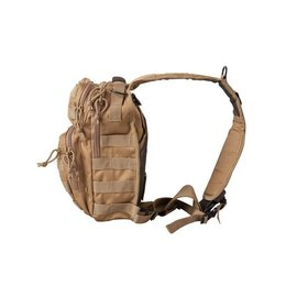 Kombat Mini Molle Recon Shoulder Pack - Coyote