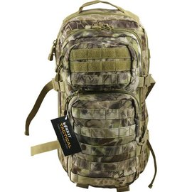 Kombat Small Molle Assault Pack 28 Litre - Raptor Kam - Desert