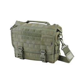 Kombat Small Messenger Bag 10 Litre - Olive Green