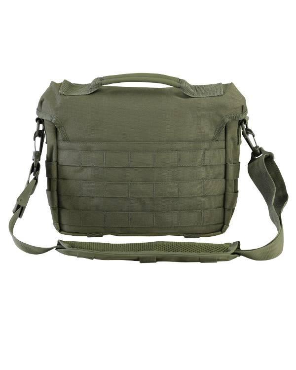 ... Kombat Small Messenger Bag 10 Litre - Olive Green ... 84942bd882