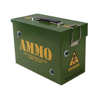 Kombat Kids Army Style Ammo Tin