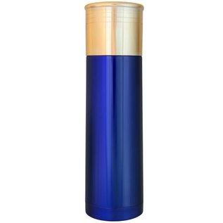 Kombat Cartridge Flask 750ml - Metallic Blue