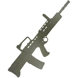 Kombat SA80/L98A2 Wooden Training Aid/Gun