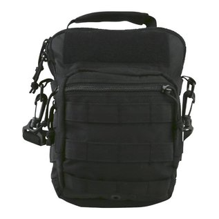 Kombat Hex - Stop Explorer Shoulder Bag - Black