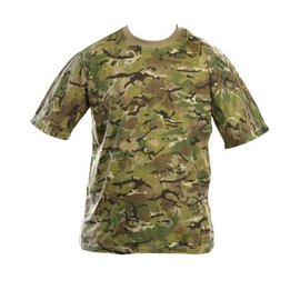 Kombat T-shirt BTP Camo