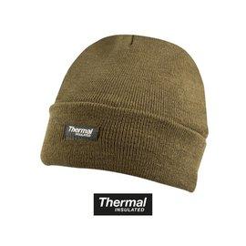 Kombat Thermal Bob Hat - Olive Green
