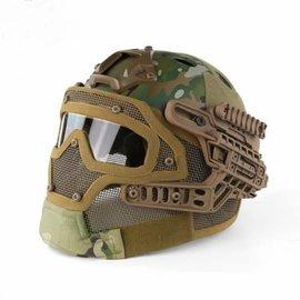 BigFoot Big Foot Helmet System (Complete - High Version - PJ - Multicam)