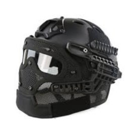 BigFoot Big Foot Helmet System (Complete - High Version - PJ - Black)