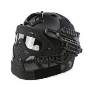 BigFoot Big Foot Helmet System (Complete - High Version - PJ - Black)
