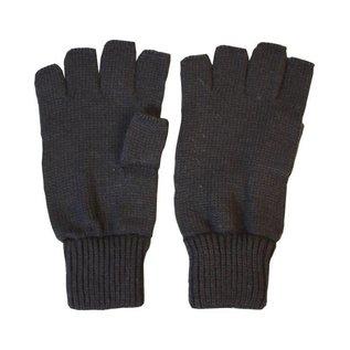 Kombat Fingerless Gloves - Black