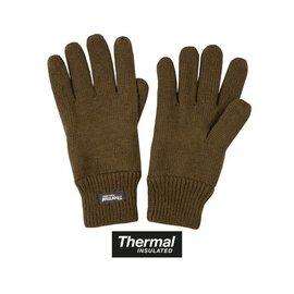 Kombat Thermal Gloves - Olive Green