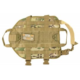 Nuprol NP TACTICAL DOG VEST - MEDIUM - CAMO