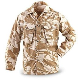 Surplus British Army Desert Shirt - Surplus