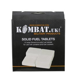 Kombat Solid Fuel Tablets