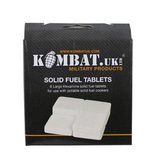 Kombat Solid Fuel Tablets