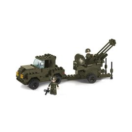 Kombat Sluban - B7300 (Anti-aircraft gun)