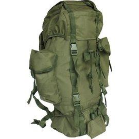Kombat Cadet Rucksack 60 Litre - Olive Green