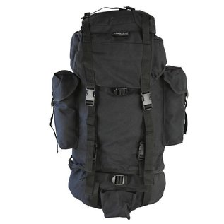 Kombat Cadet Rucksack 60 Litre - Black