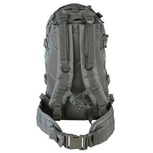 Kombat Medium Molle Assault Pack 40 Litre - Grey