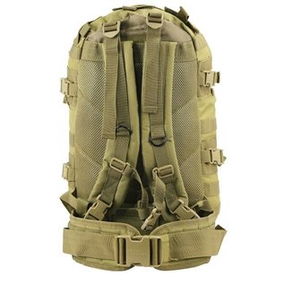Kombat Medium Molle Assault Pack 40 Litre - Coyote