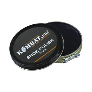 Kombat Parade Gloss Boot Polish - Black