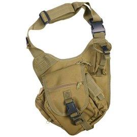 Kombat Tactical Shoulder Bag 7 Litre - Coyote
