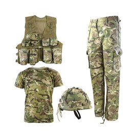 Kombat Kids Number 1 Army Combo Set - BTP