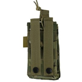 Kombat Single Duo Mag Pouch - BTP