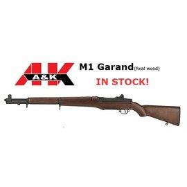 A&K A&K M1 Garand (AEG - Wood) (Ex Demo)