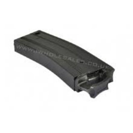 Battleaxe M4 Hi-Cap 330 Rounds Magazine with Grip