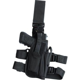 Kombat Tactical Leg Holster - Black
