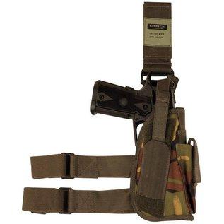 Kombat Tactical Leg Holster - DPM