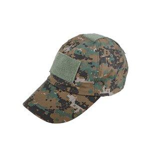 GFG Tactical cap - digital woodland